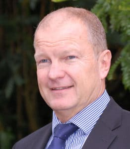 Paul Boyce, Director of Compliance Building Control